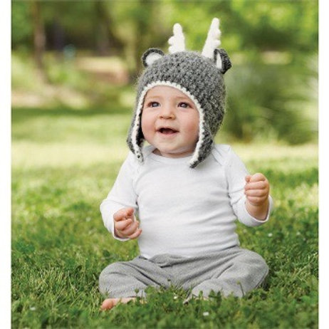 Deer Hat Infant Up to 18m
