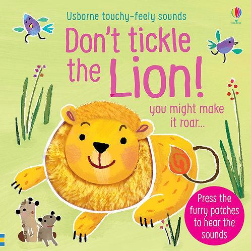 Don't tickle the Lion