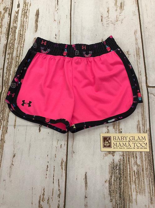 Mojo Pink Short