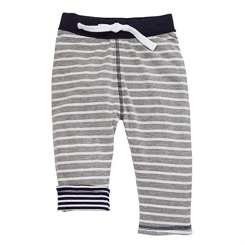 Blue Reversible Pant