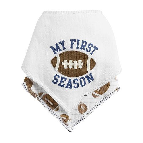 Blue My First Season Bib Set