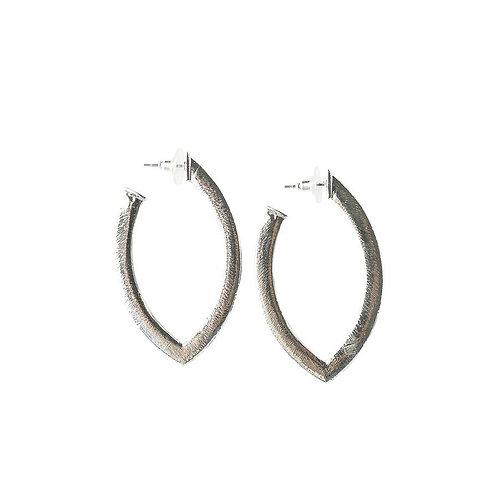 Cancun Silver Earrings