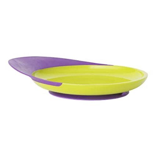 Boon Catch Plate- Green/Purple