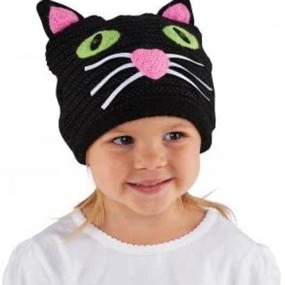Cat Knit Hat