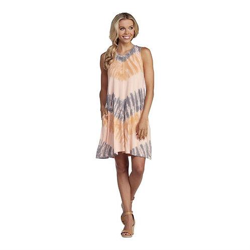 Baylor Swing Dress- MU