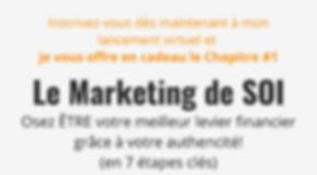 Inscrivez-vous au lancement du livre Le marketing de SOI