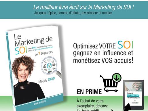 Le Marketing de SOI, enfin un livre de référence complet!