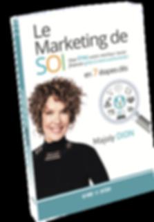 Marketing de soi, le livre de référence par Majoly DION
