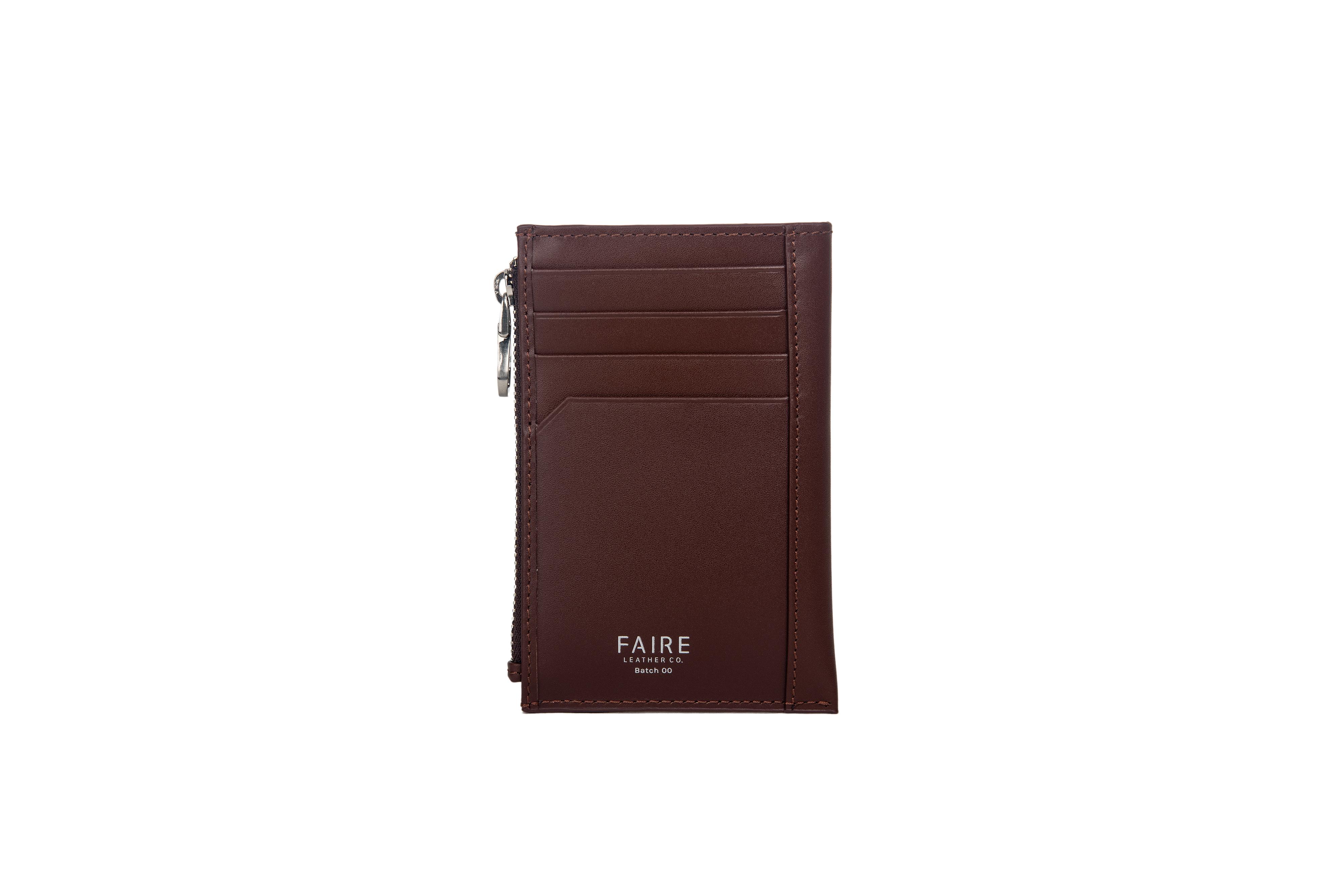 Card Wallet 2.0 - VT Brown-1