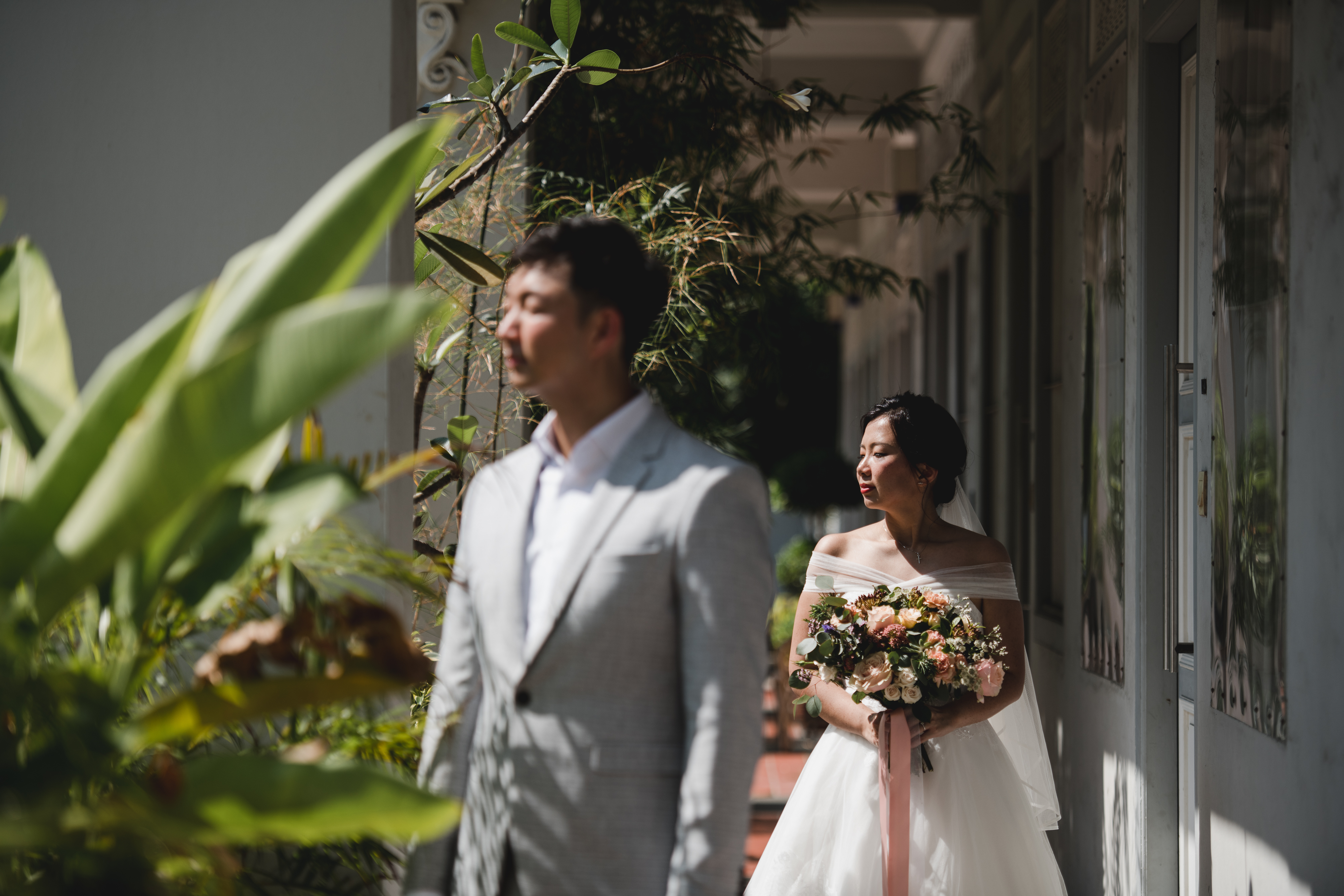 Ming Jian & Wendy - PW-32