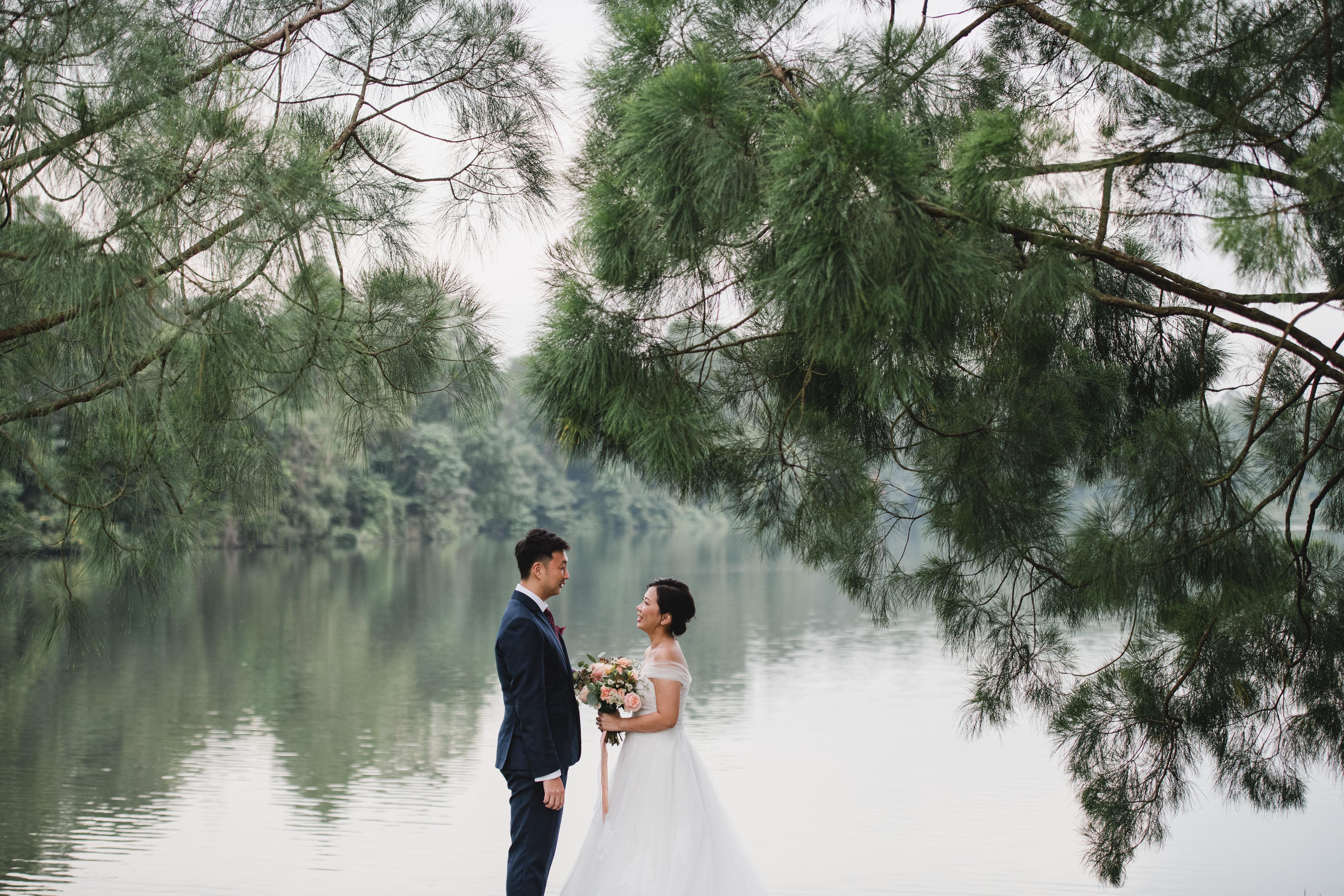 Ming Jian & Wendy - PW-123