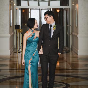 Kim Yong + Priscilla