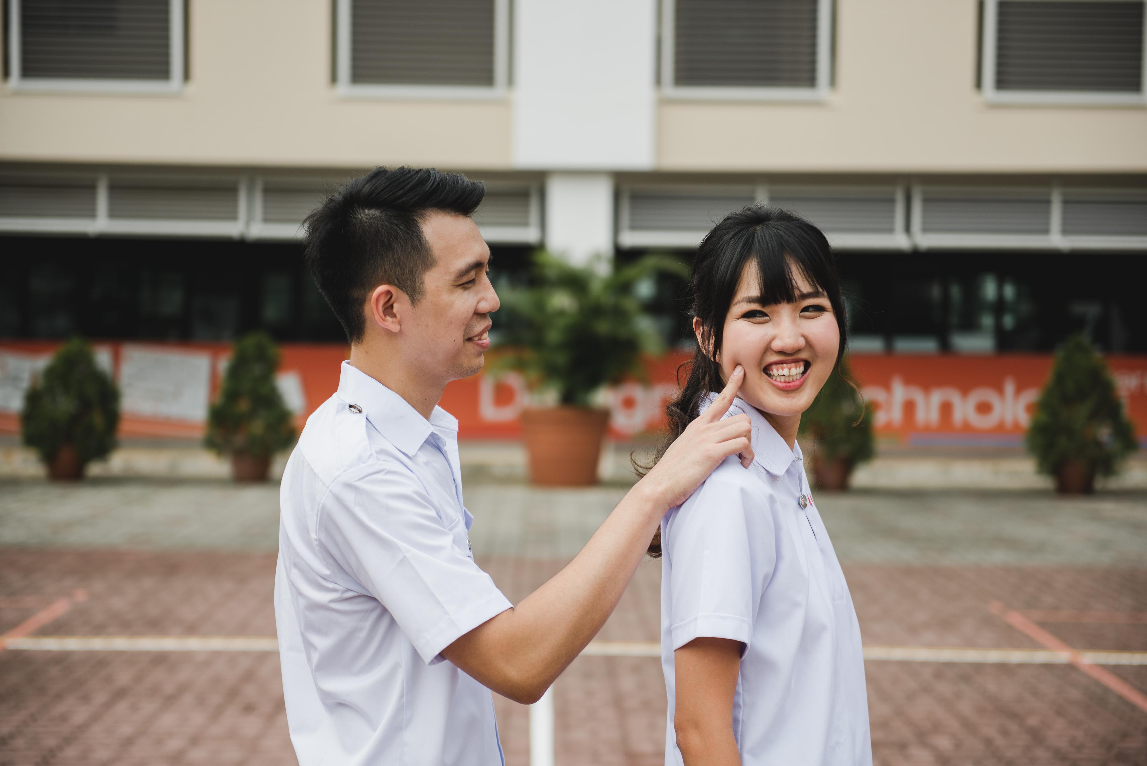 Zhi Sheng & Alina - PW-86