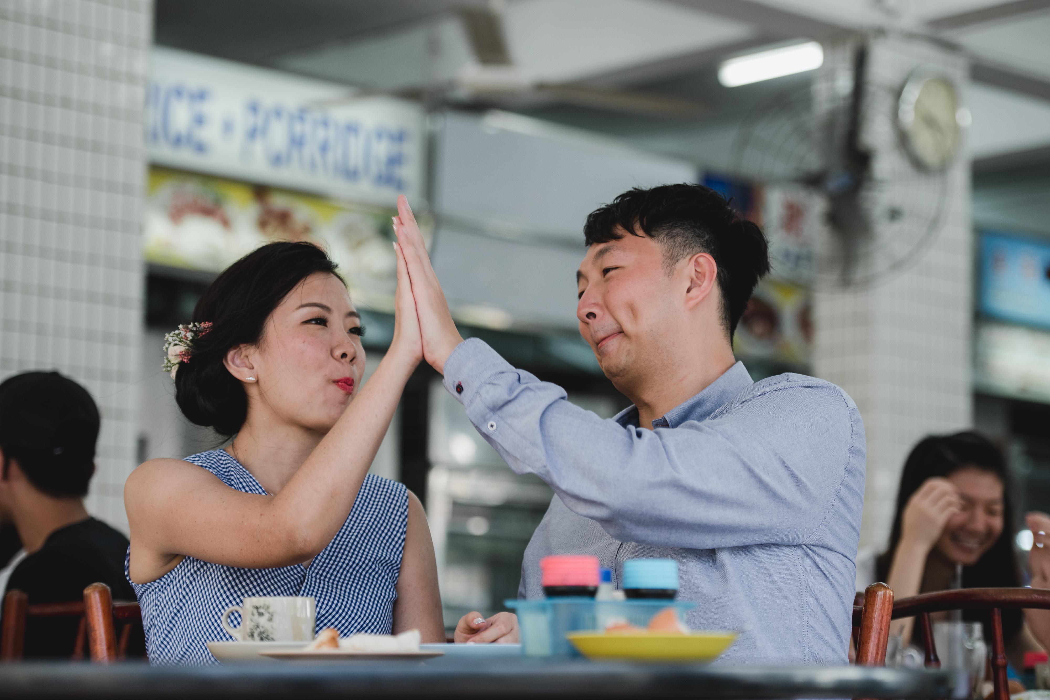 Ming Jian & Wendy - PW-101