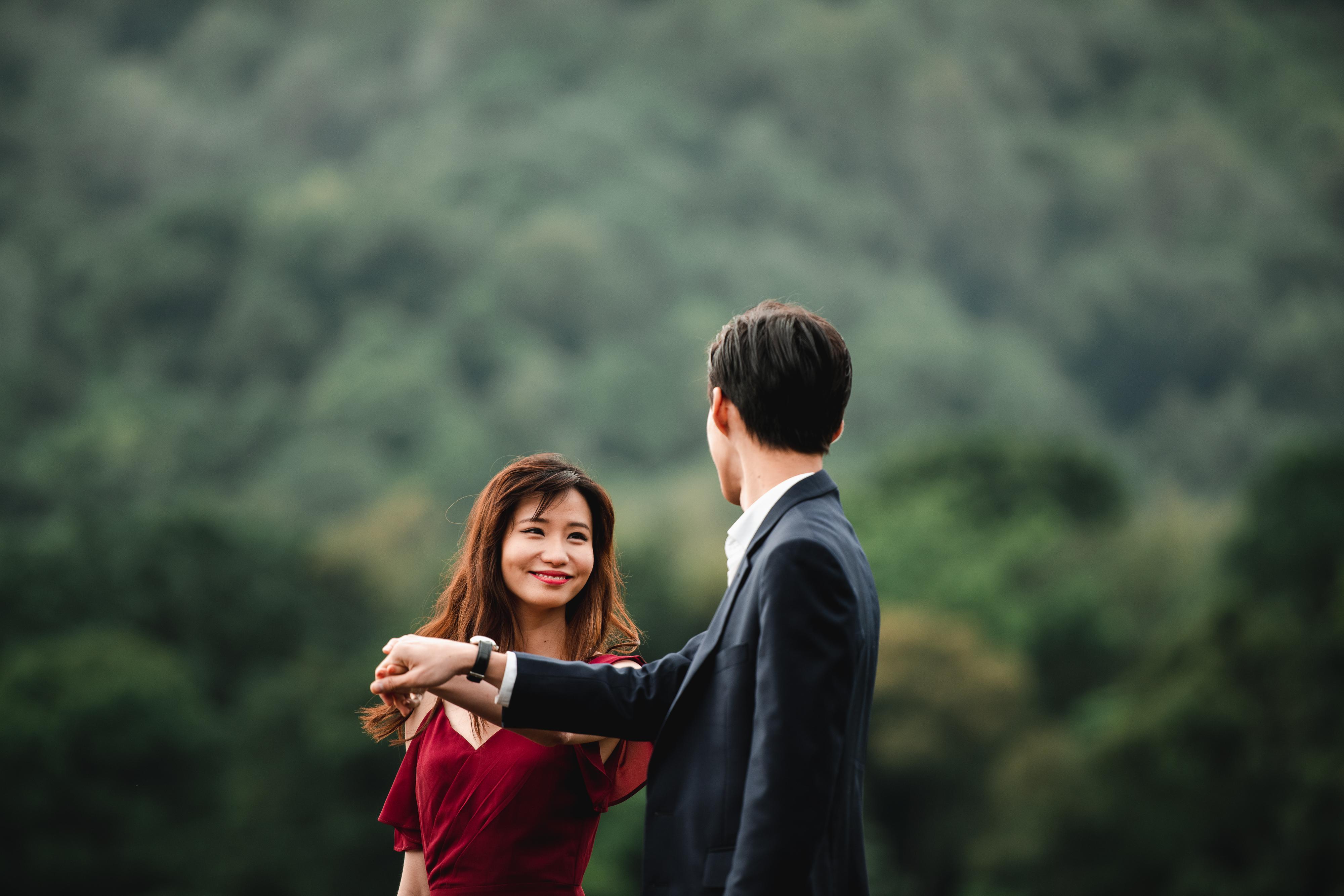 Zhiwei & Yvonne - PW-53