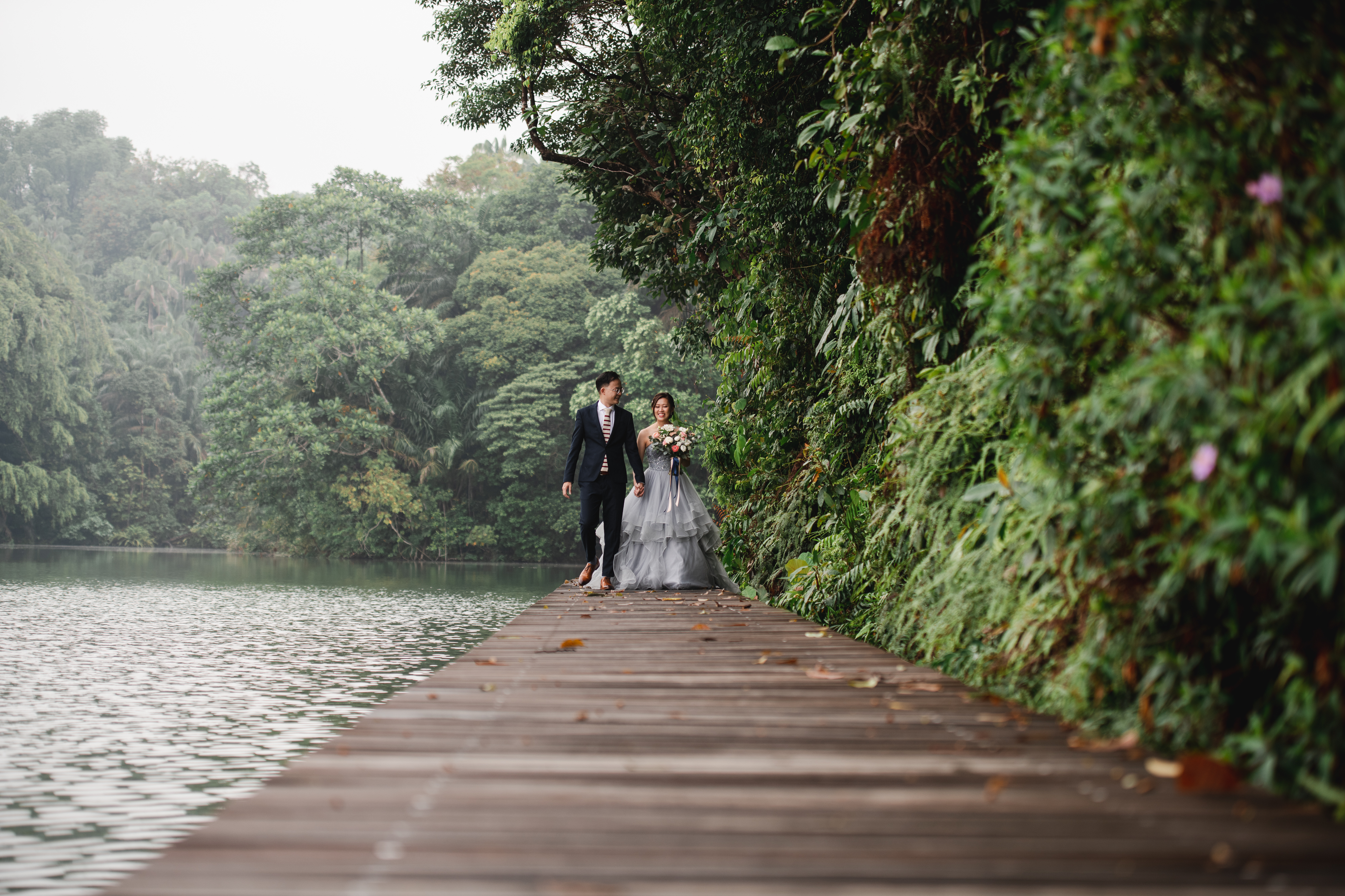 Andy & Evonne - PW-5