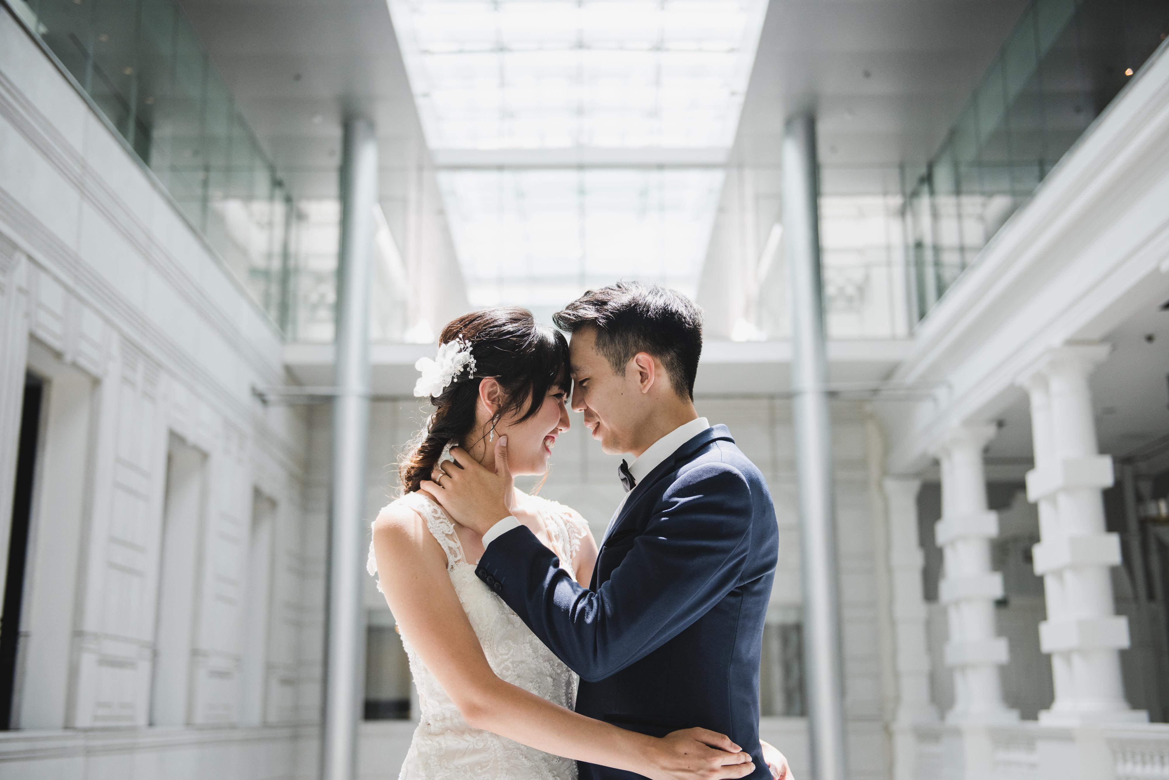 Zhi Sheng & Alina - PW-31