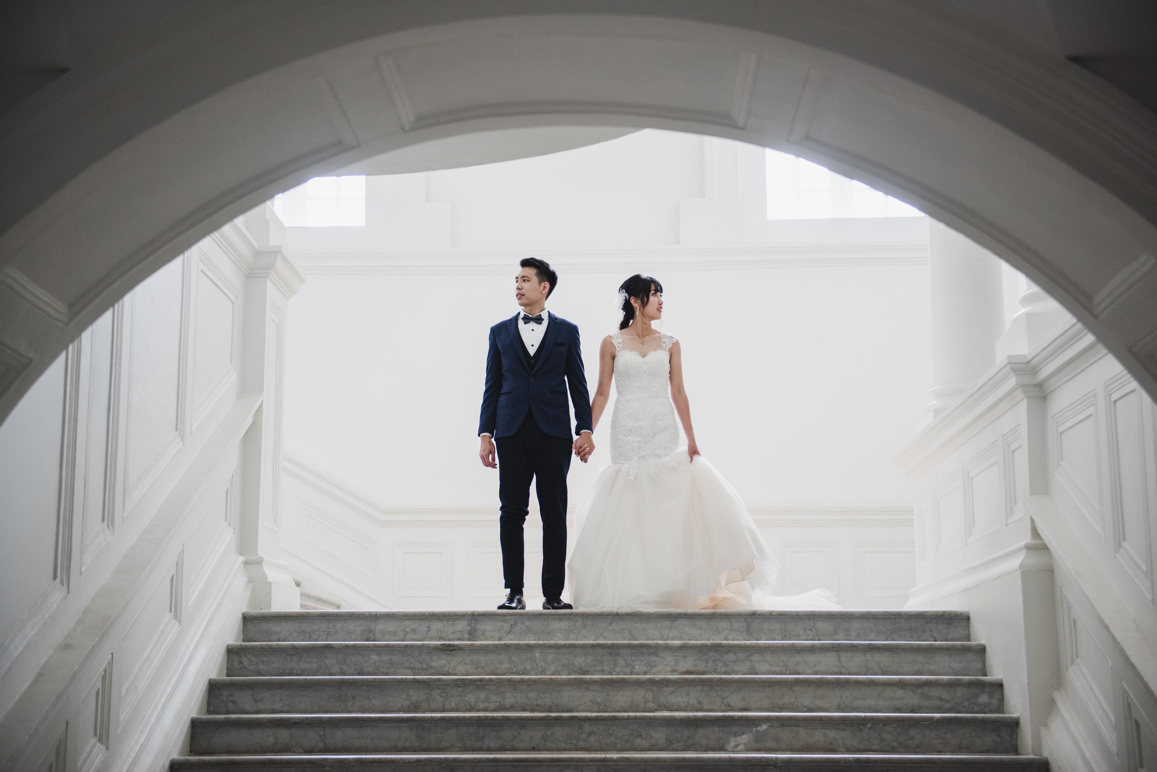 Zhi Sheng & Alina - PW-19
