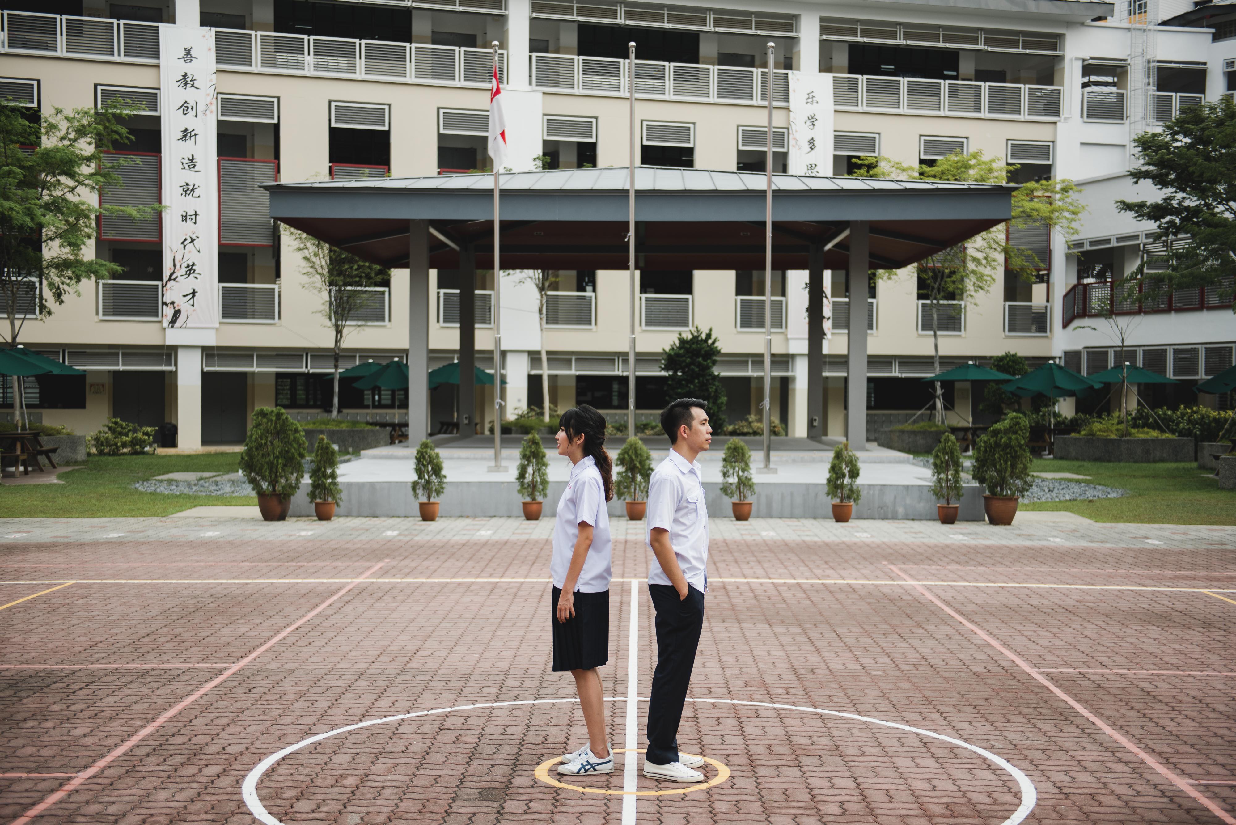 Zhi Sheng & Alina - PW-83