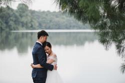 Ming Jian & Wendy - PW-129