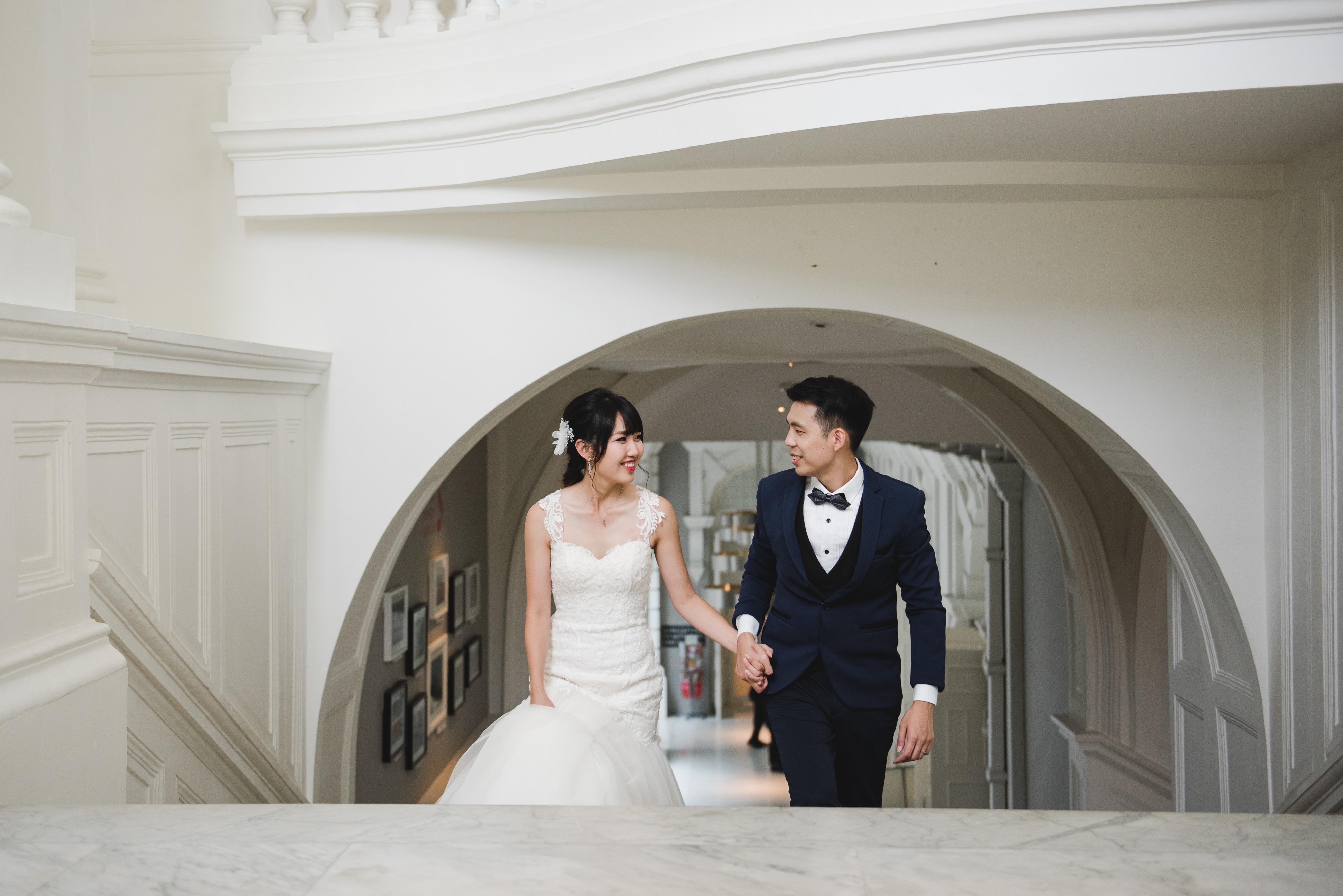 Zhi Sheng & Alina - PW-17