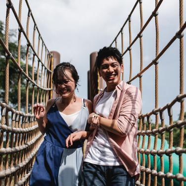 Seng Chye + Wei Rong
