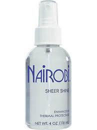 Nairobi® Sheer Shine 4 oz