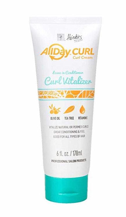 All Day Curl Cream/Leave in Conditioner