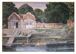 RiverThamesnearTwickenham1947largereduce