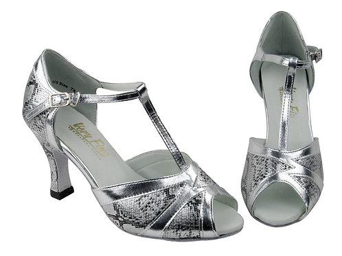 Silver & Silver Trim VF