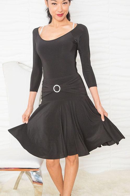 Simple Skirt W/Triple Strap