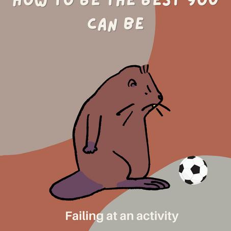 'Failing' an activity