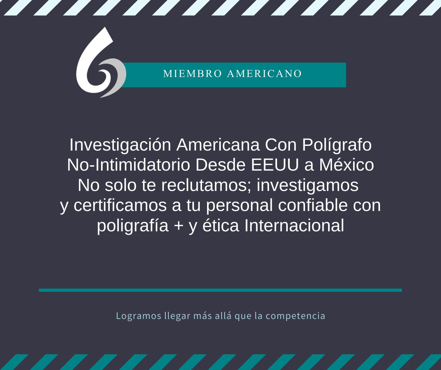 Investigación Americana en México
