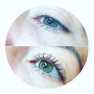 Lash Lift (Before & After)