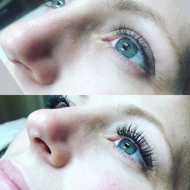 Classic Cat eye lash extensions by Chris