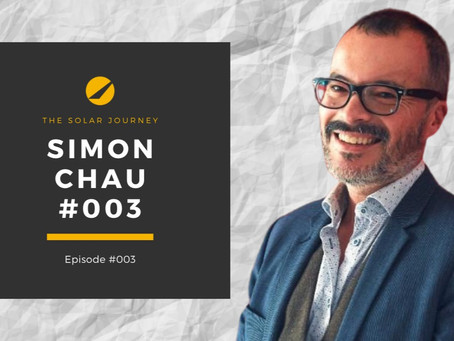 Episode #003 - Simon Chau
