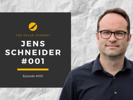 Episode #001 - Jens Schneider