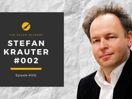 Episode #002 - Stefan Krauter