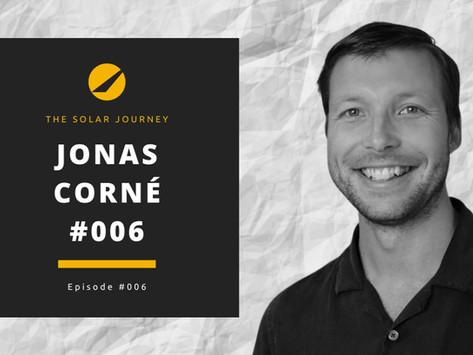 Episode #006 - Jonas Corné
