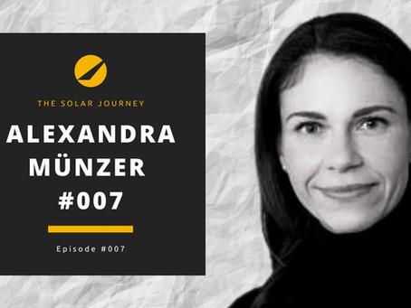 Episode #007 - Alexandra Münzer