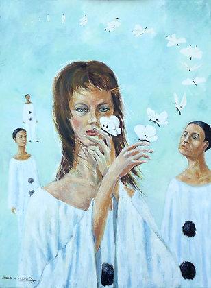 LA CHARMEUSE DE PAPILLONS- The Butterfly Whisperer