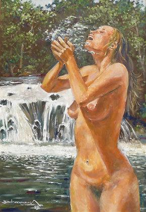 J'AI TROUVE L'EAU SI BELLE ...  - TEMPTING WATER
