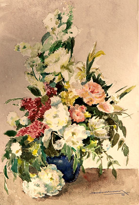 BOUQUET ALLONGE - TALL BOUQUET