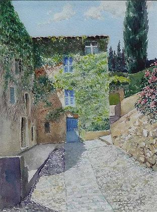 LA MAISON AU LIERRE (VENDUE) - IVY HOUSE (SOLD)