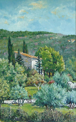LE MAS AUX CYPRES - Provencal Farmhouse & Cypress