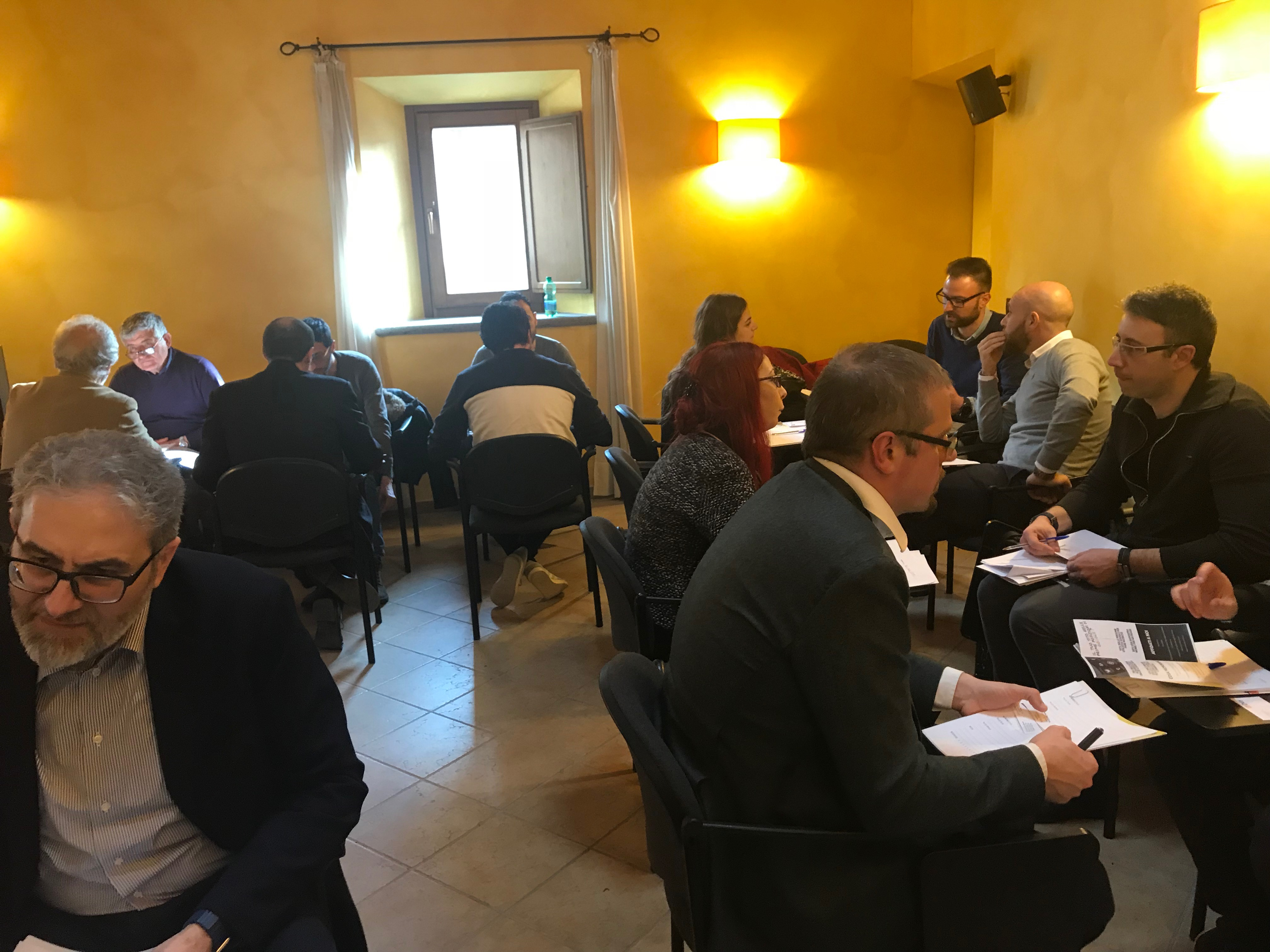 Go, Meeting! Viterbo