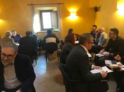 Go, Meeting! Viterbo