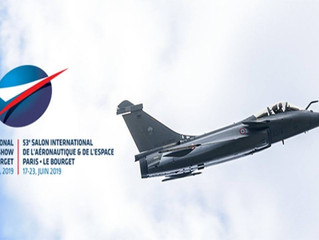 International Paris Airshow – Le Bourget Parigi, 17 - 23 giugno 2019