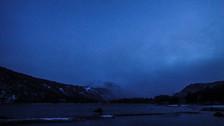 June Lake Storm