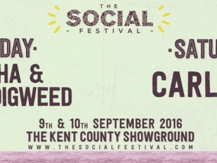 The Social Festival Has Found a New Home and Announces Headliners: Sasha & John Digweed go B2B